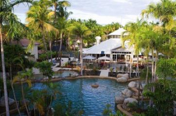 道格拉斯港礁度假別墅酒店