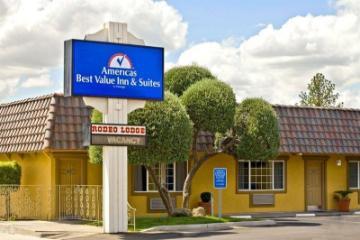克洛維斯弗雷斯諾美國最佳價值套房酒店