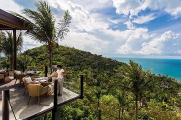 โฟร์ซีซั่นส์รีสอร์ทเกาะสมุยประเทศไทย