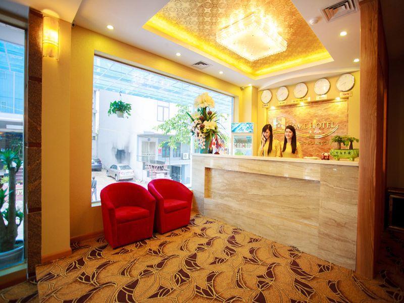Khách Sạn Home Hà Nội