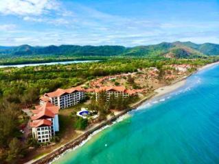婆羅洲海灘別墅