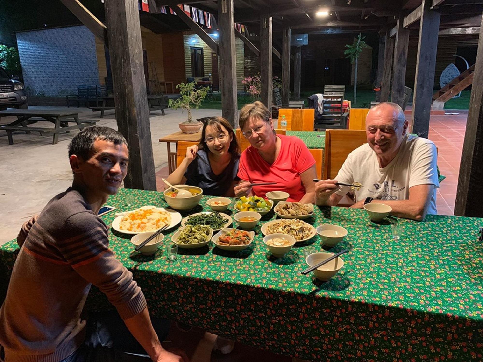 Golden Jungle House, Hà Giang
