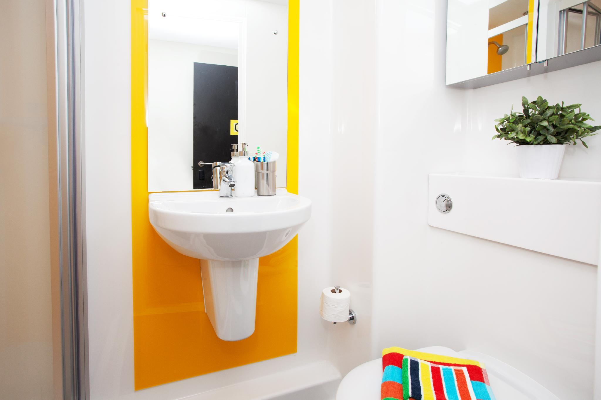 Modern Student-Only Ensuite Rooms in Bristol City Centre, Bristol
