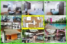 Family Apartment 'My Home In Bangkok'  A2/111