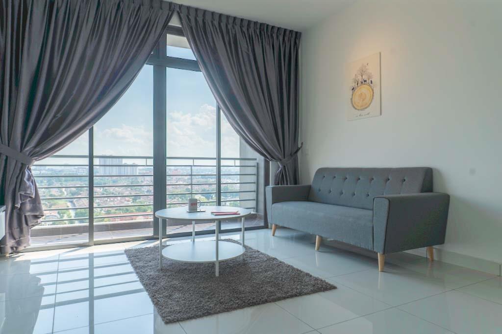 OYO 987 Premium 1BR 1tebrau Residences, Johor Bahru