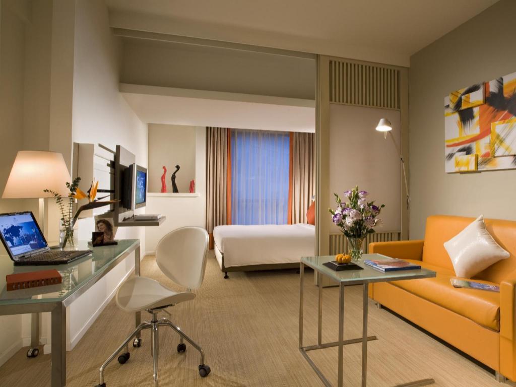 Studio - Guestroom