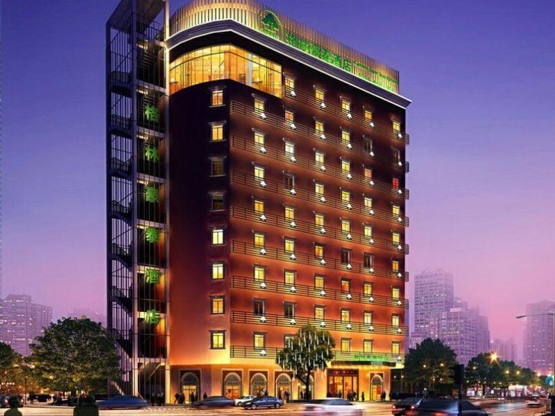 GreenTree Inn Guangdong Jieyang Puning International Garment City Puning Plaza Business Hotel, Jieyang