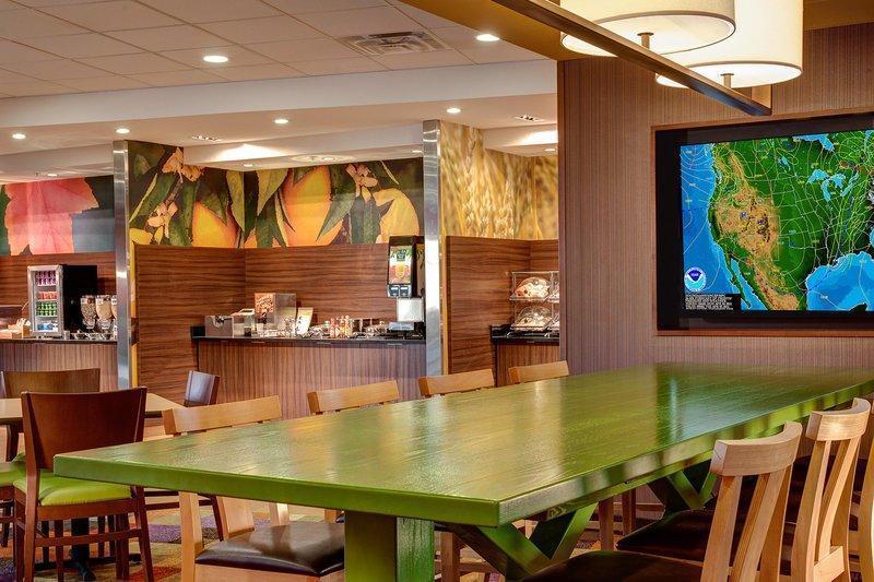 Fairfield Inn & Suites by Marriott Augusta Washington Rd. / I-20
