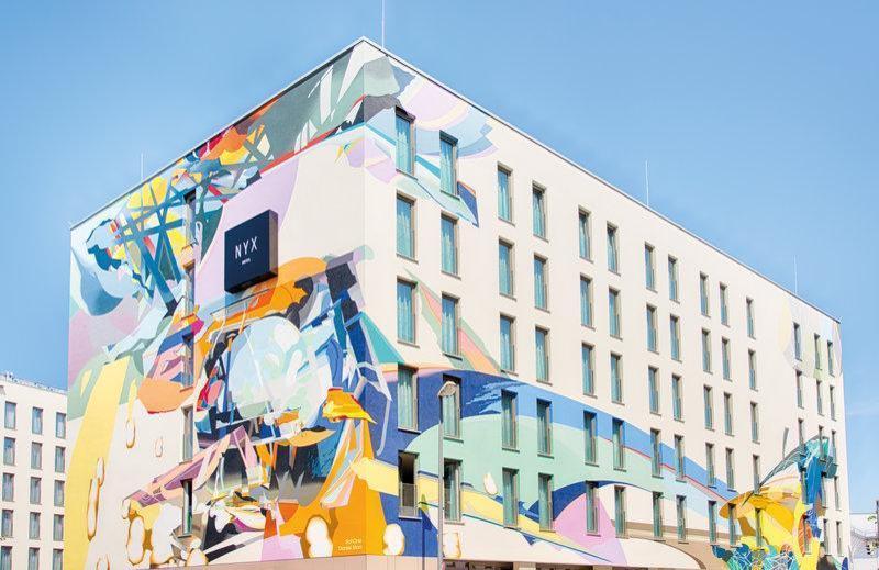 慕尼黑萊昂納多NYX飯店