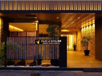 Almont Hotel Asakusa