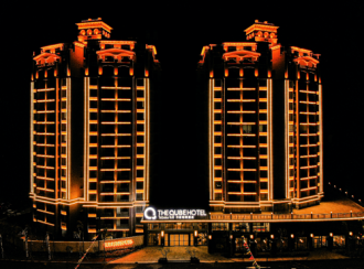 The QUBE Hotel & Suite Vientiane