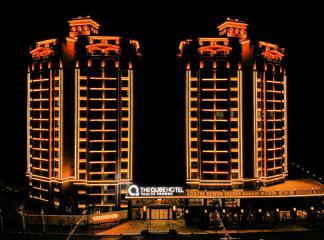 QUBE Hotel & Suite Vientiane