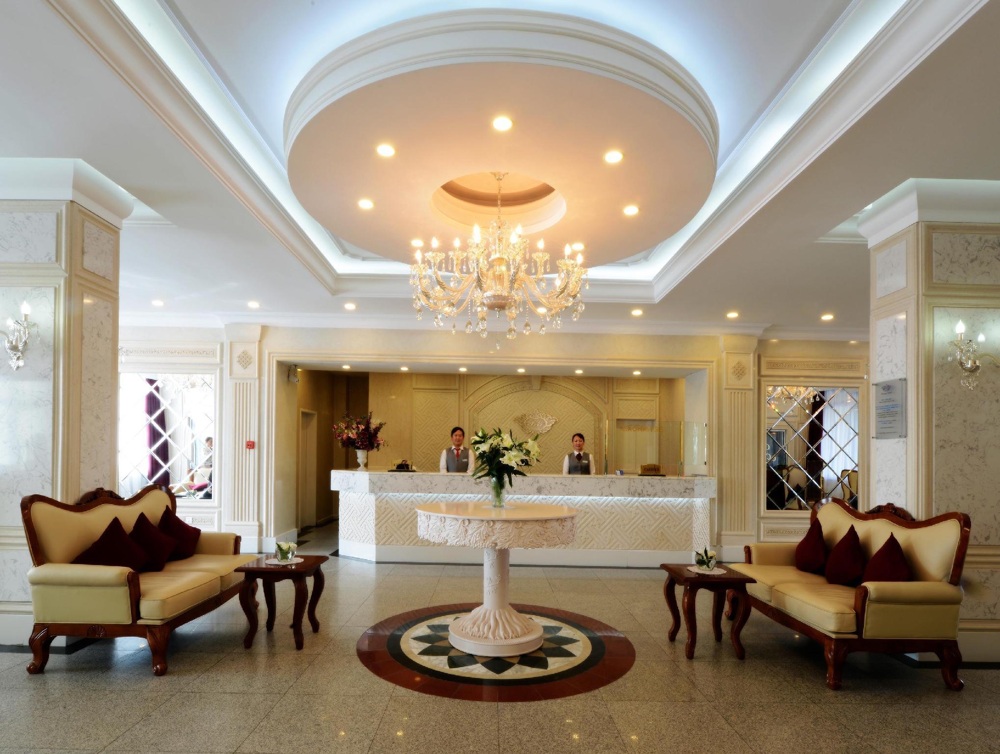 Bayangol Hotel, Ulan Bator