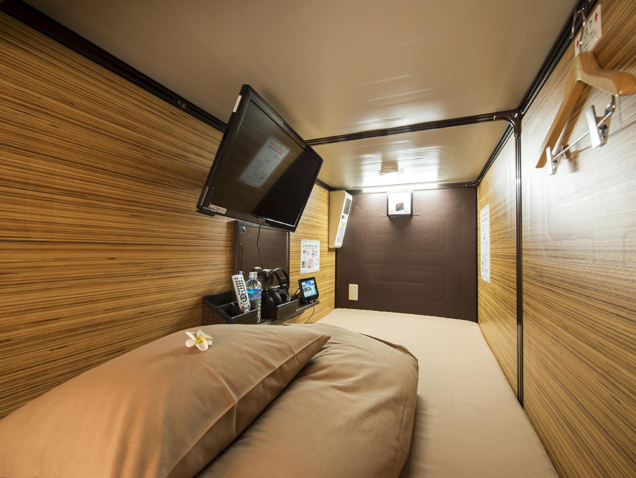 Capsule Hotel Anshin Oyado Premier Tokyo Shinjuku Station, Shinjuku