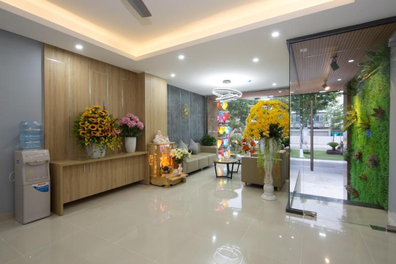 Khách Sạn & Spa Happy House Boutique