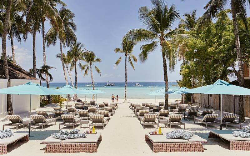 成都到长滩岛旅游有哪些酒店可以选择