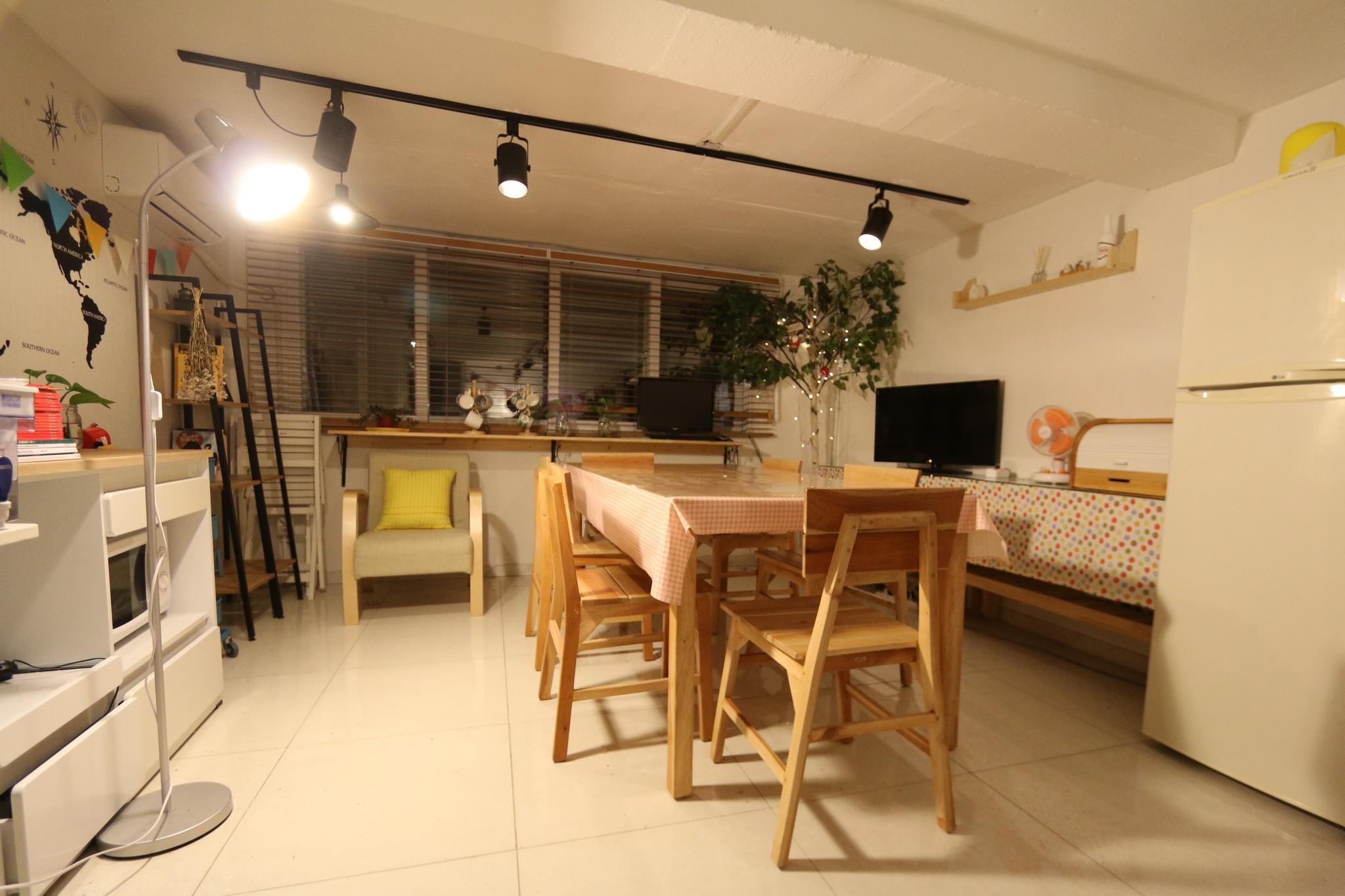 Nanu Guesthouse KPOP, Seodaemun