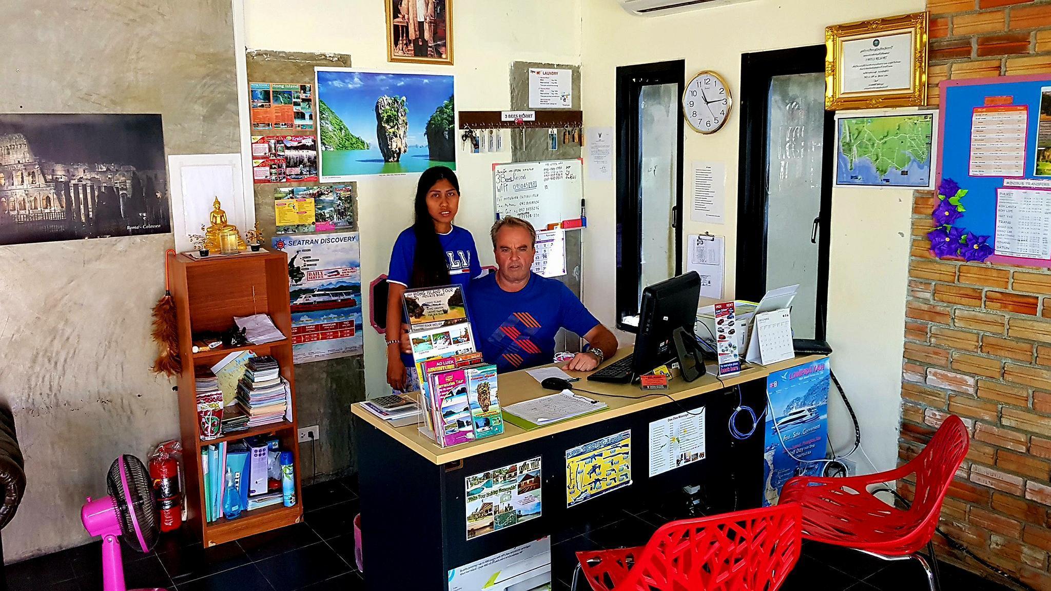3 Bees Resort, Muang Krabi