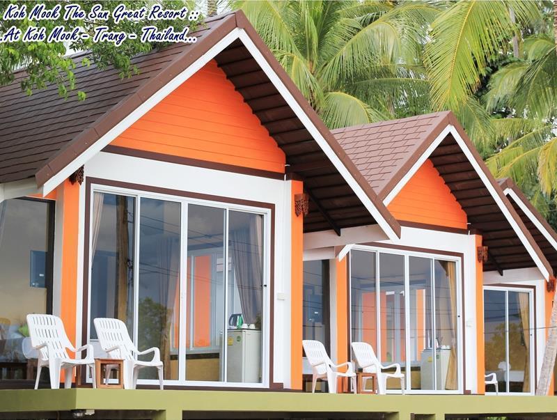 Koh Mook The Sun Great Resort, Kantrang