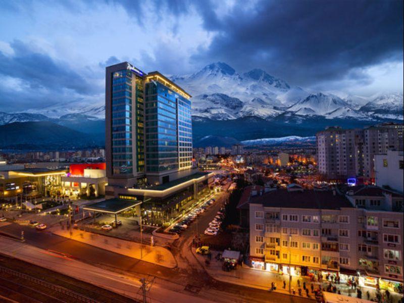 Radisson Blu Hotel Kayseri, Melikgazi