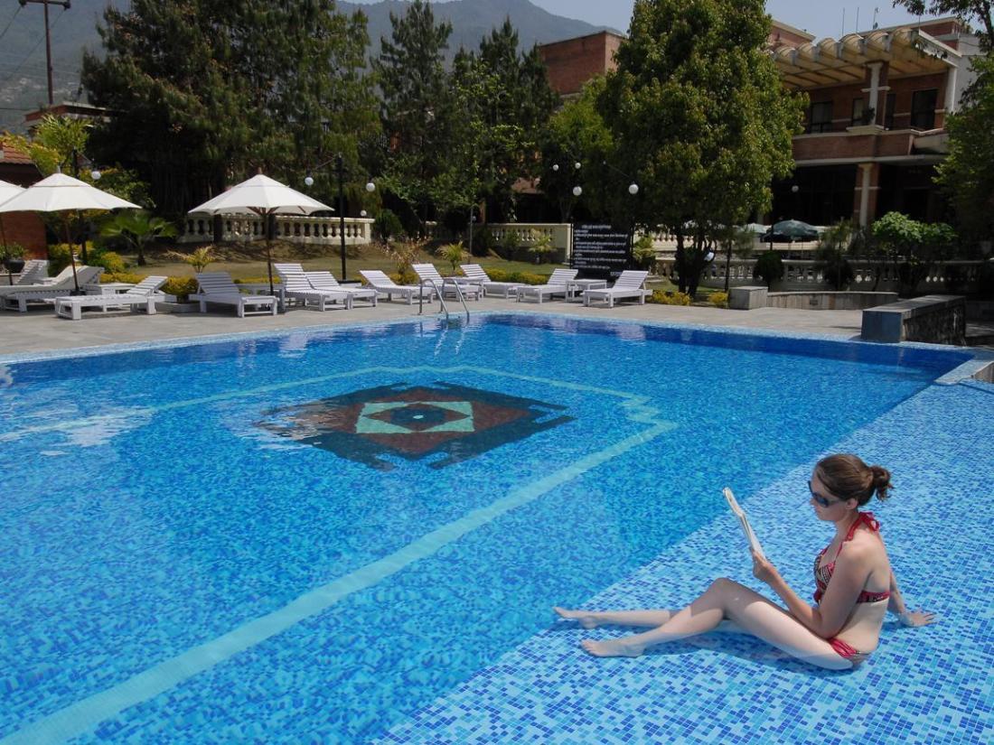Best Price On Park Village Hotel In Kathmandu Reviews