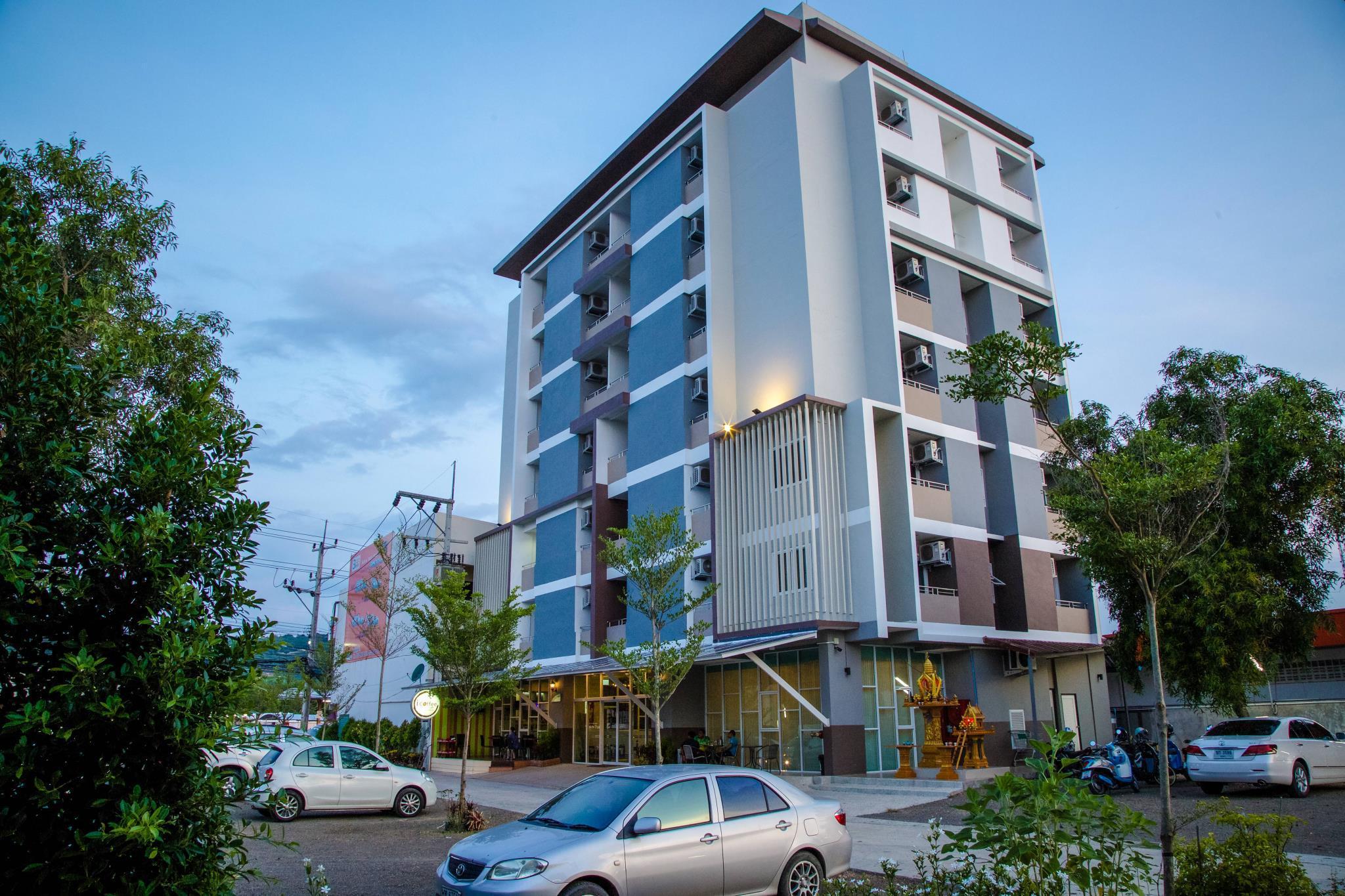 B Brand Hotel, Muang Songkhla