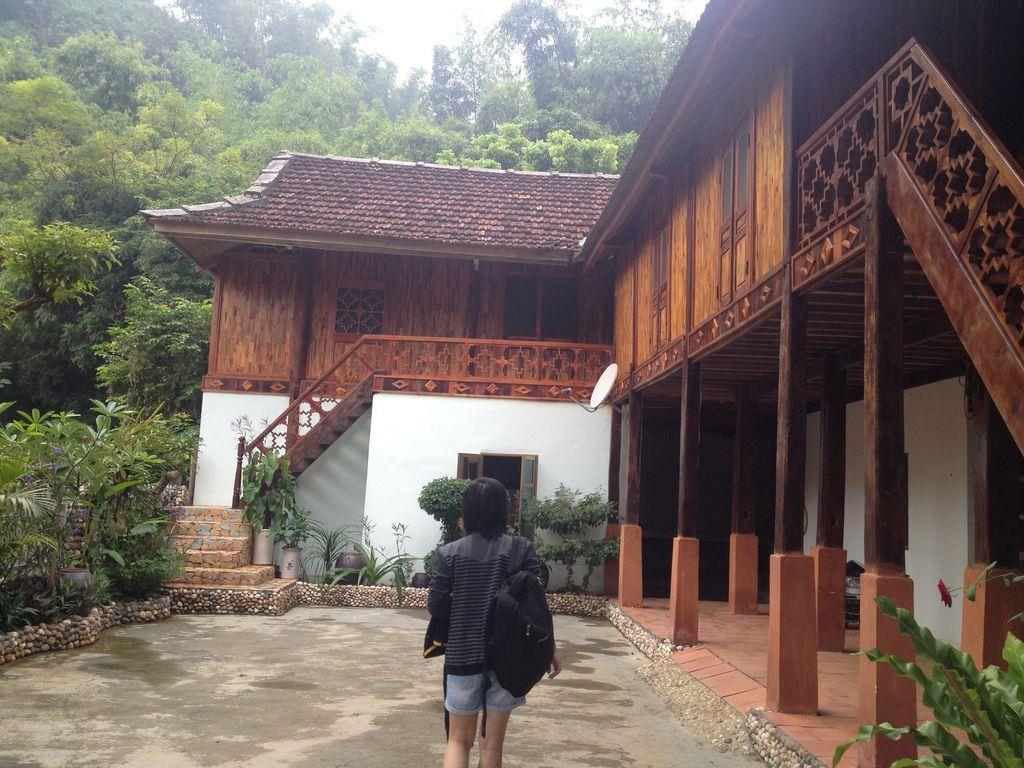 Sung Duan Stilt House, Mai Châu