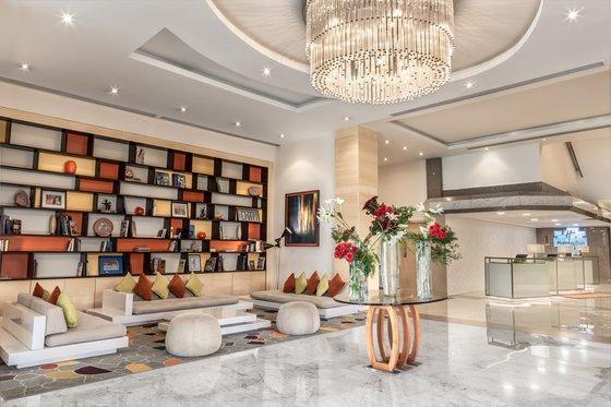 Holiday Inn Cairo Maadi, Al-Ma'adi