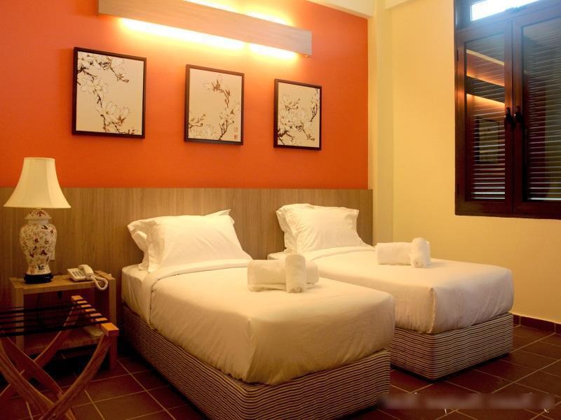 Fomecs Boutique Hotel, Kota Melaka