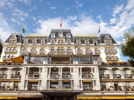 Grand Hotel Suisse Majestic, Autograph Collection, Pays-d'Enhaut