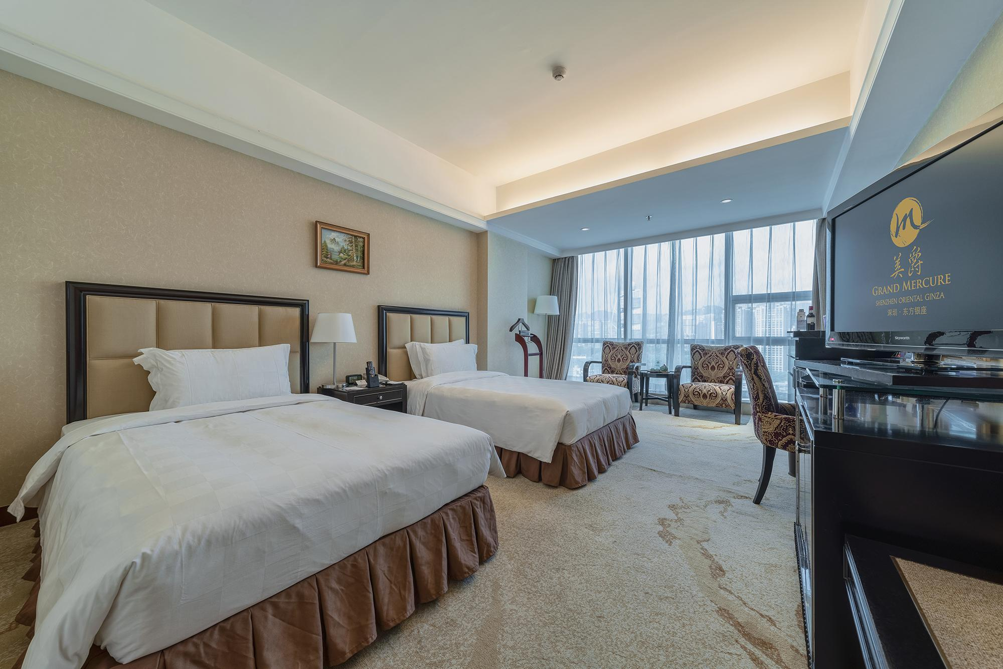 Grand Mercure Oriental Ginza Hotel, Shenzhen