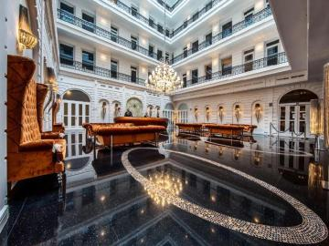 Best Hotels in Budapest : Prestige Hotel
