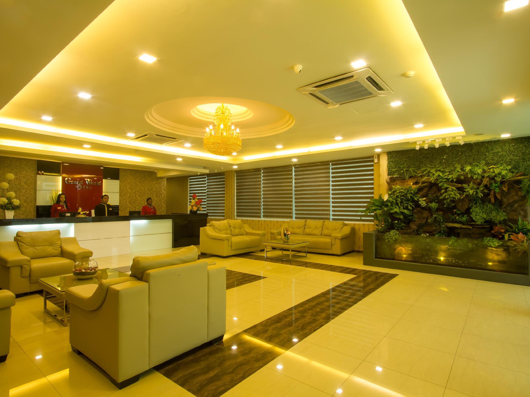Grand World Hotel, Johor Bahru