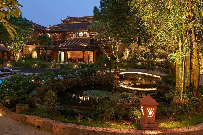 Ancient Hue Garden Houses, Huế