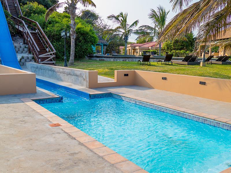 San Martinho Beach Club, Bilene