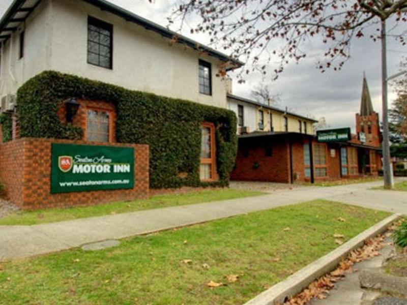 Seaton Arms Motor Inn, Albury