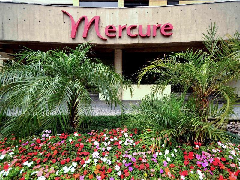 Mercure Sao Paulo Moema Hotel ⭐⭐⭐⭐