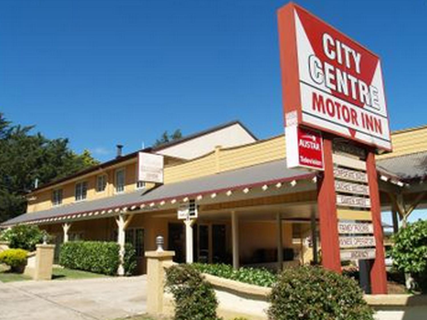 Best price on city centre motor inn in armidale reviews for Civic centre motor inn