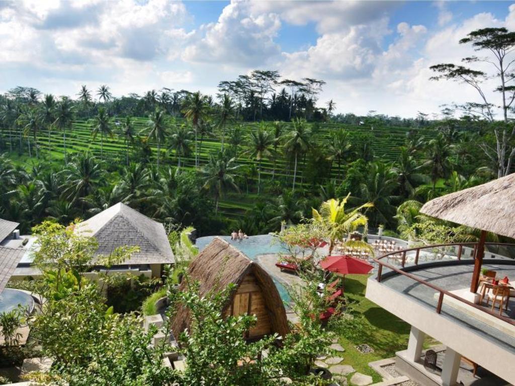 Best price on puri sebali resort ubud in bali reviews for Ubud bali hotels