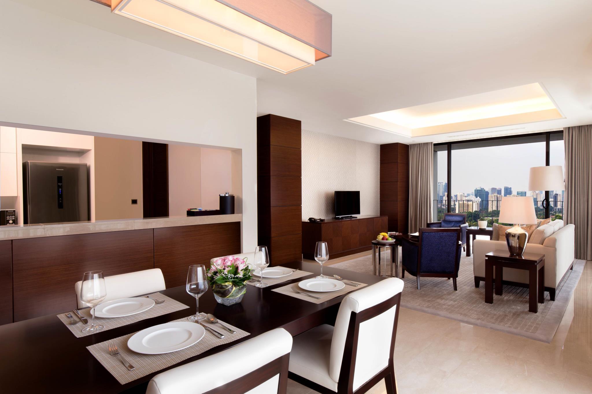 Best Price on Fairmont Jakarta Hotel in Jakarta + Reviews