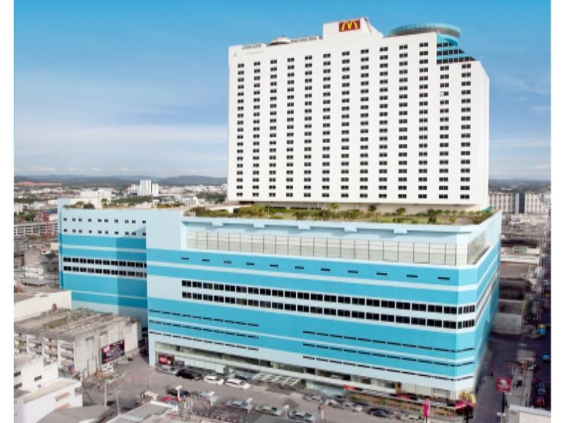 Lee Gardens Plaza Hotel, Hat Yai