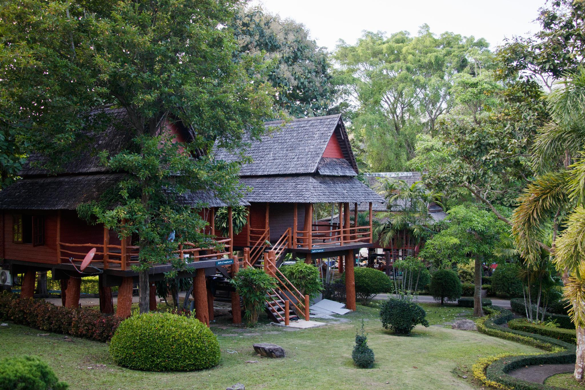 Baanklangdoi Hotel Resort & Spa, Hang Dong