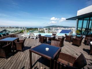 Marina Travellers Suite på Sky Karamunsing