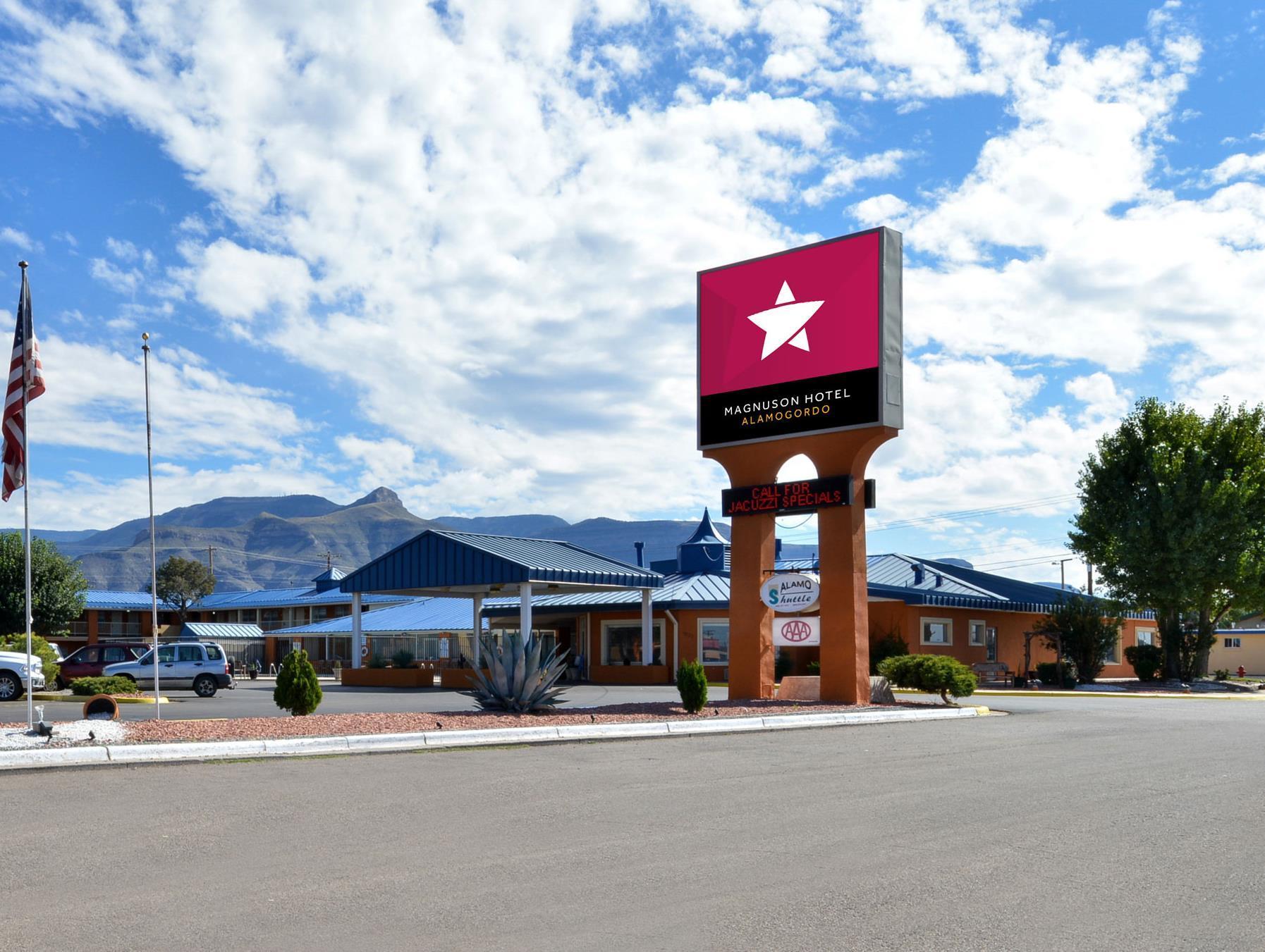 Magnuson Hotel and Suites Alamogordo, Otero