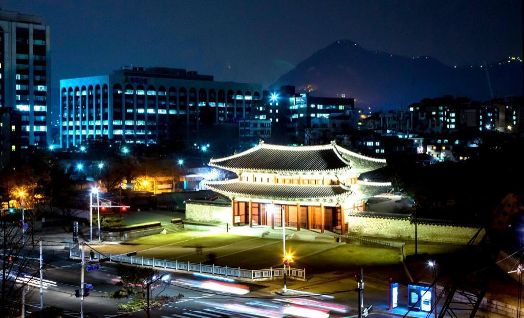 首爾|仁寺洞AMASS飯店AMASS Hotel Insadong,散步即達益善洞韓屋村-昌德宮