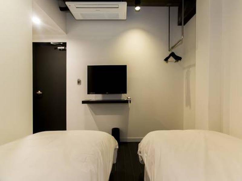首爾|仁寺洞AMASS飯店AMASS Hotel Insadong,散步即達益善洞韓屋村-房間/雙床房2