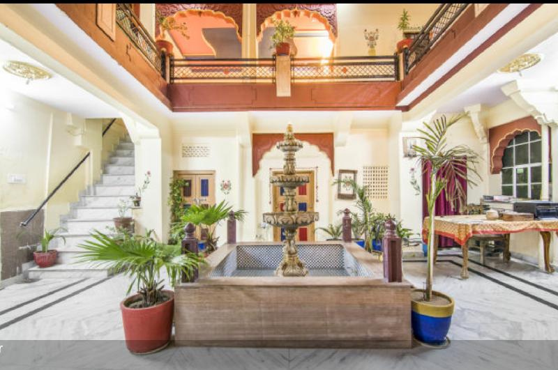 Jodhpur Heritage Haveli Guest House In India
