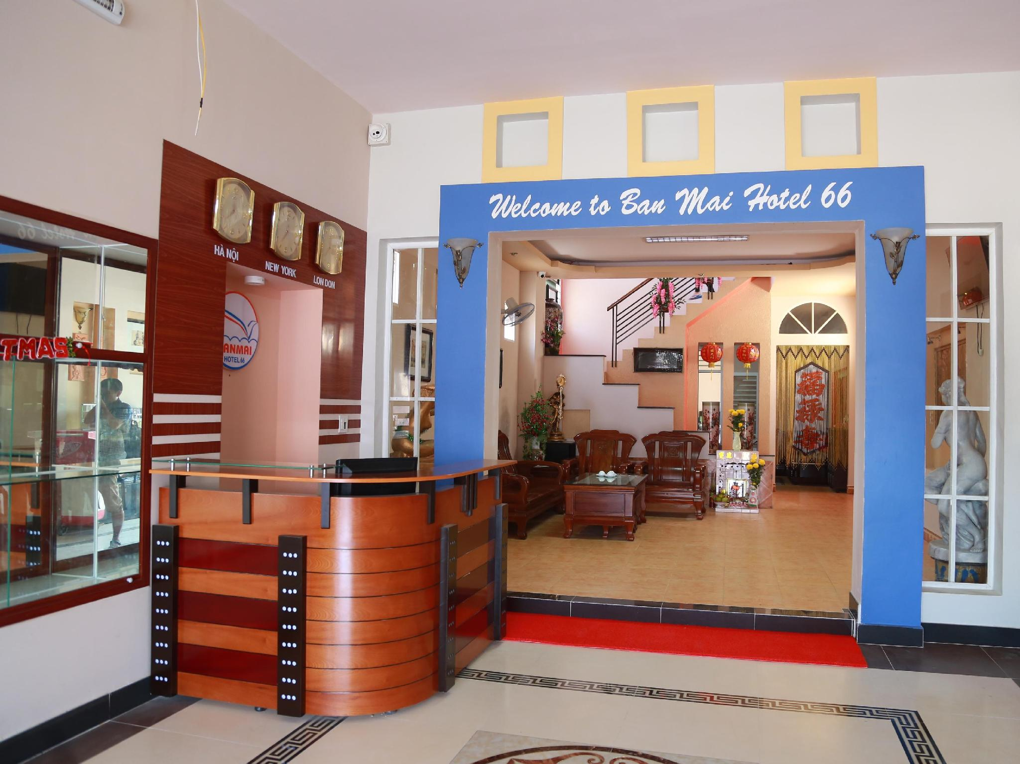 Khách Sạn Ban Mai 66 Phan Thiết