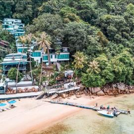 accommodation Perhentian Kecil