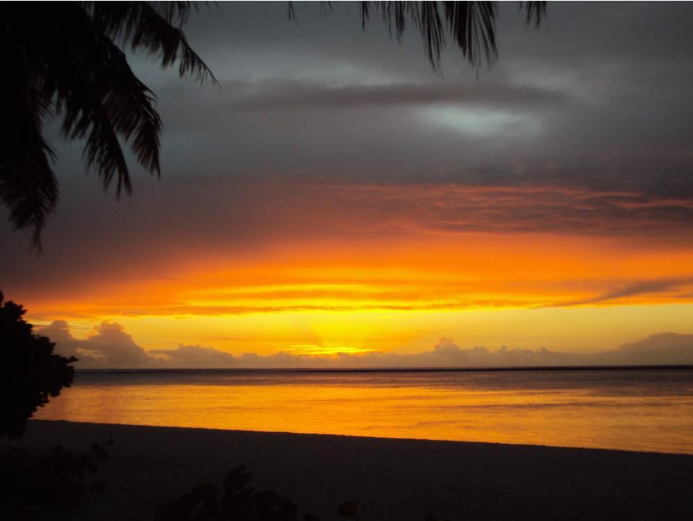 Pension Coconut Beach Tikehau,